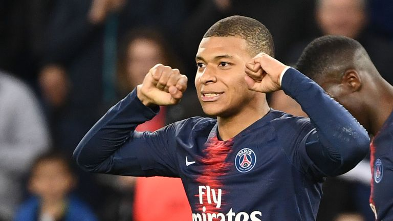 Real Madrid boss Zinedine Zidane has been speaking about his fellow Frenchman Kylian Mbappe