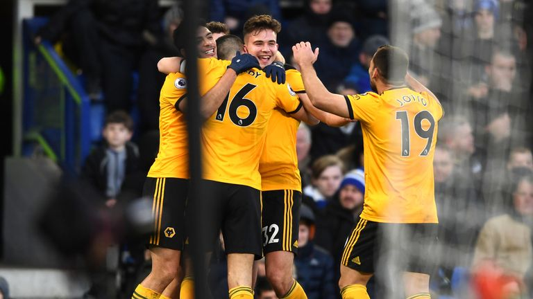 Wolves have enjoyed a successful start to the current Premier League season