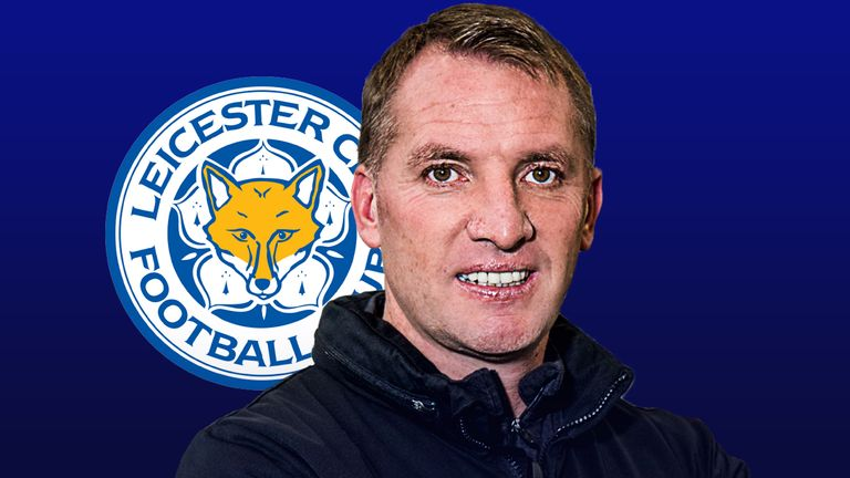 Brendan Rodgers  has been confirmed as the new Leicester manager