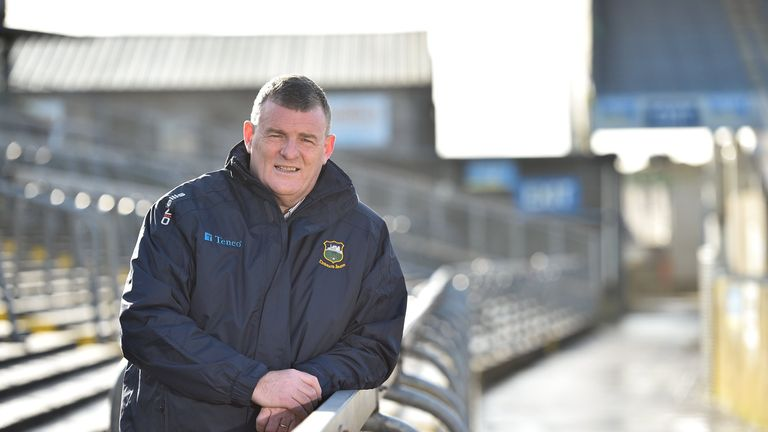 Kearns' Tipp side face a battle to stay in Division 2 this year