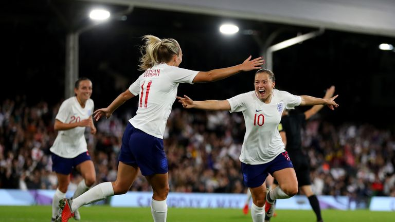 england women move up to third in fifa world rankings