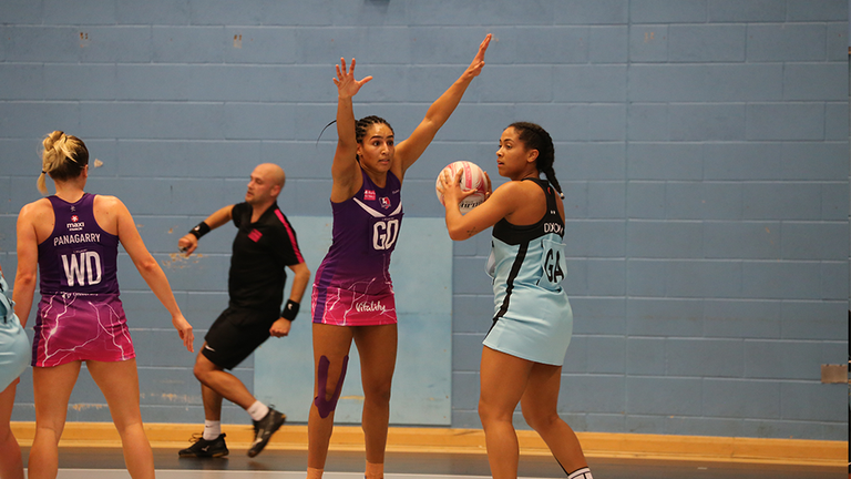 Loughborough Lightning and Surrey Storm go head-to-head on Monday night
