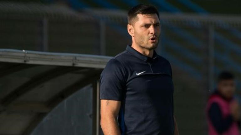 Former Chelsea goalkeeper Marco Amelia has embarked on his coaching career