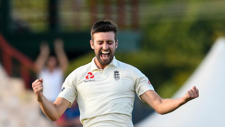 Mark Wood is also fit again after side and knee injuries