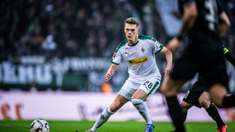 Matthias Ginter is being tracked by Arsenal and Tottenham