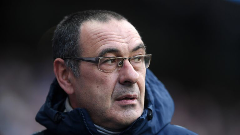 Maurizio Sarri's near misses as Chelsea head coach targets first trophy as manager | Football News |