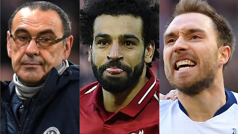 Maurizio Sarri's Chelsea lost, but Liverpool and Tottenham claimed victories