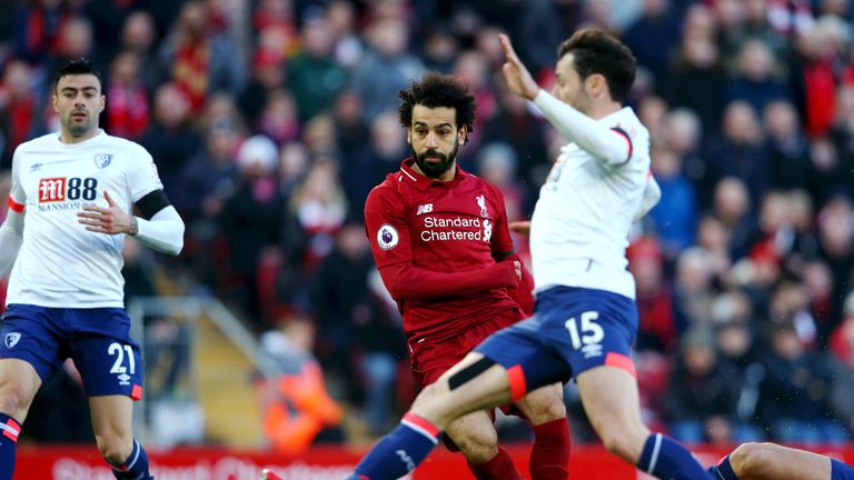 Liverpool beat Bournemouth 3-0 on Saturday but Souness is not convinced that means they are back to their best