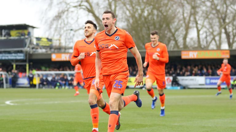 Wallace struck the winner in the fifth minute