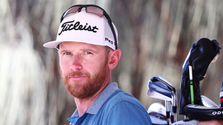 Vic Open - Australia's Jason Scrivener shares lead with Nick Flanagan