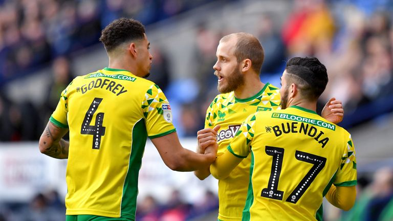 Norwich are top of the Championship but have missed seven penalties this season
