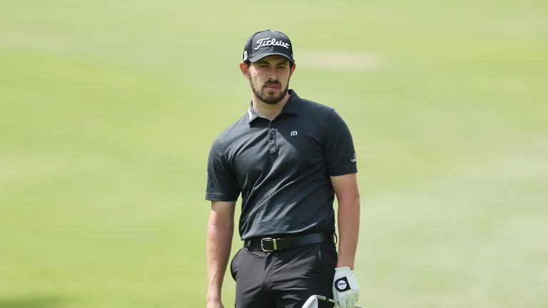 Cantlay Posted Two Birdies And An Eagle In A Three Hole Stretch