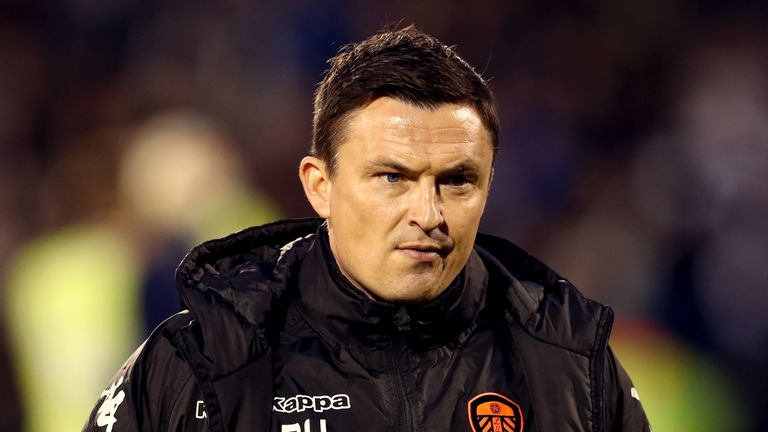 Paul Heckingbottom has also interviewed for the job