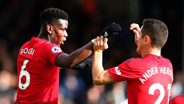 Manchester United continued their superb form under Ole Gunnar Solskjaer at Fulham on Saturday