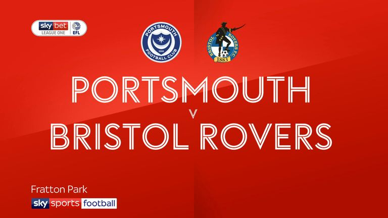 Portsmouth could give Lloyd Isgrove his debut in the Sky Bet League One  clash with Bristol Rovers at Fratton Park on Tuesday night. 55f77e052