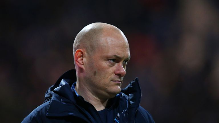 Alex Neil earned promotion to the Premier League with Norwich in 2015