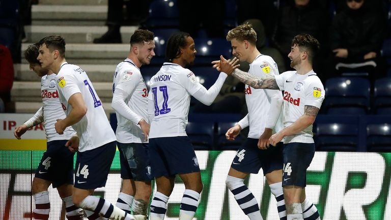 Preston saw off promotion-chasing Norwich at Deepdale