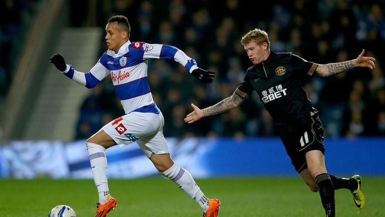 A loan spell at QPR looked to reignite Morrison's form, but proved a false dawn