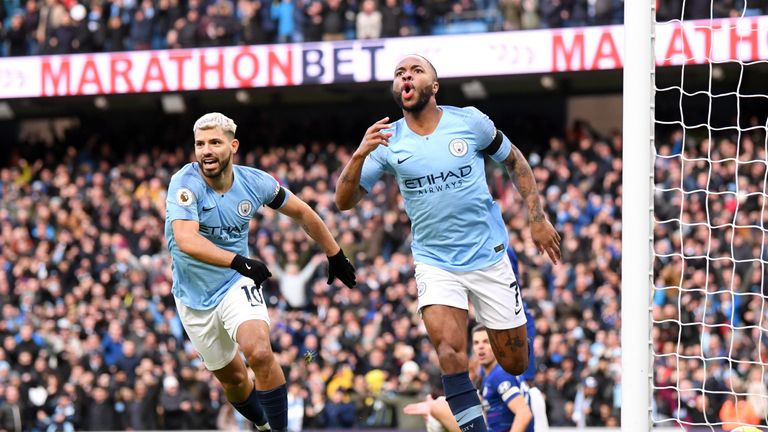 City are back on top of the Premier League and with a better goal difference than Liverpool - but have also played one more game