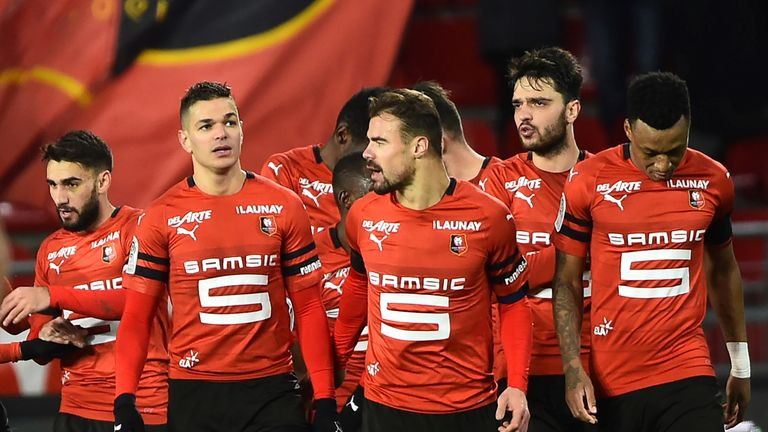 Arsenal Rennes Picture: Rennes Vs Nimes Called Off As Ligue 1 Give Club Extra Time