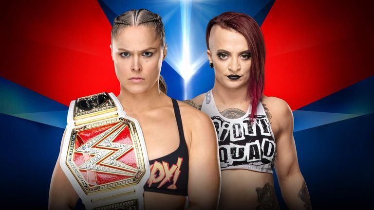 Ruby Riott becomes the latest woman to challenge Ronda Rousey for her Raw championship, at Elimination Chamber