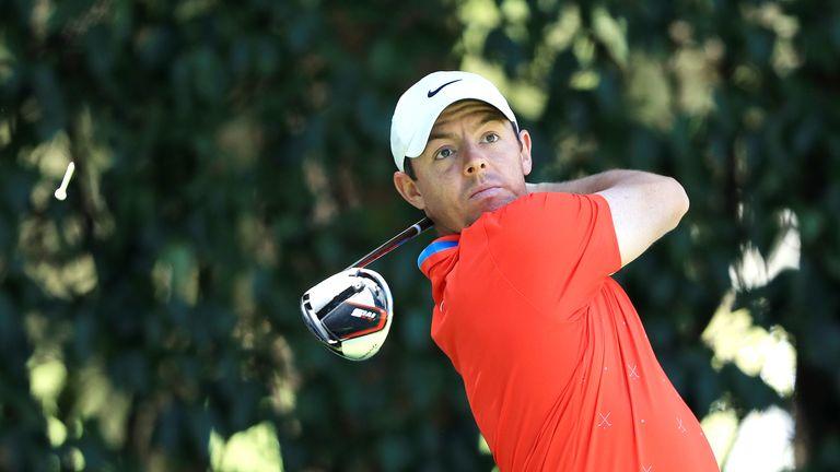 Rory McIlroy, WGC-Mexico