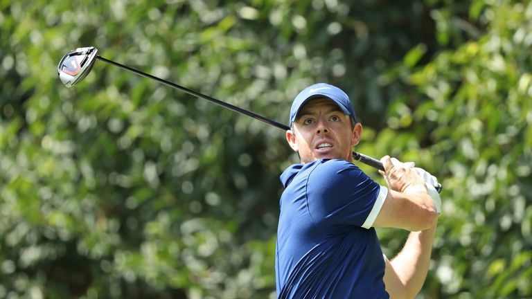 McIlroy has top-five finishes in his first three starts of 2019