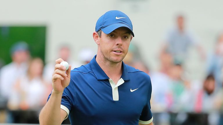 Rory McIlroy is a combined 80 under par in his six tournaments in 2019