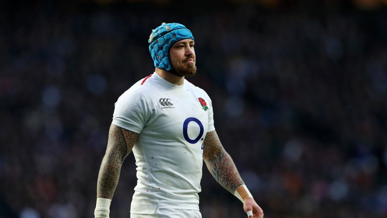 Nowell has scored 13 tries for England since making his debut in 2014