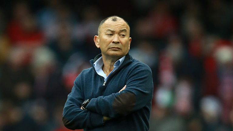 England boss Eddie Jones failed to make full use of his bench in Cardiff