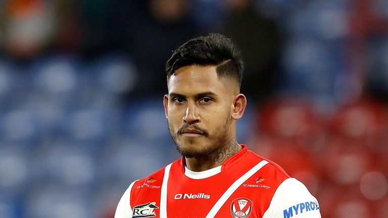 Ben Barba was sacked by the Cowboys last week