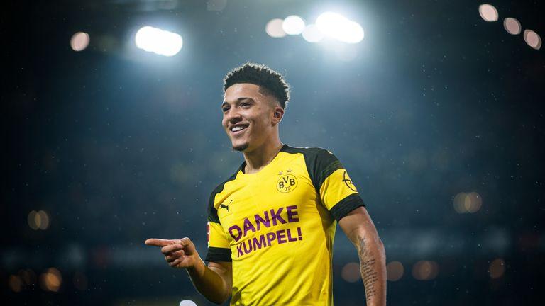Jadon Sancho forgets passport, delays Dortmund's flight to London