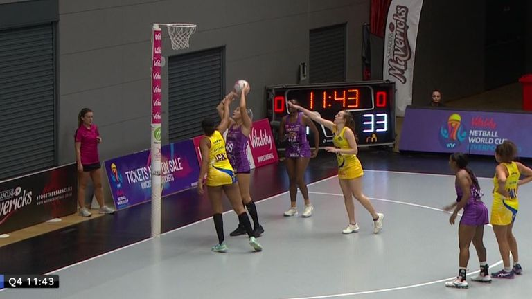 Saracens Mavericks vs Team Bath: Vitality Superleague