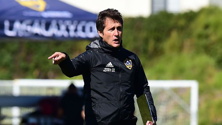 Former Boca Juniors boss Guillermo Barros Schelotto is LA Galaxy's new head coach