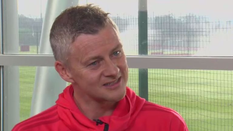 Ole Gunnar Solskjaer exclusive: Manchester United caretaker manager shows calm character | Football News |