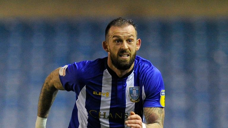 Steven Fletcher has been in the goals under Steve Bruce