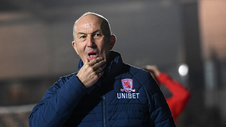 Tony Pulis' defensive style of play has yielded 13 clean sheets for Middlesbrough.
