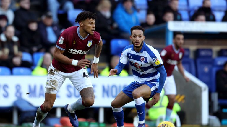 Tyrone Mings will face no further action after his clash with Nelson Oliveira
