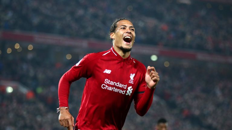 Virgil van Dijk at the heart of Liverpool's Premier League title challenge, says Luis Garcia | Football News |