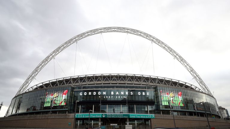 VAR is operational at Wembley, but will not be used in the Championship play-off final