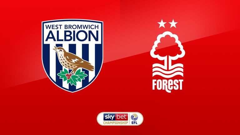 West Brom's Dwight Gayle charged by FA over 'dive' against Nottingham Forest