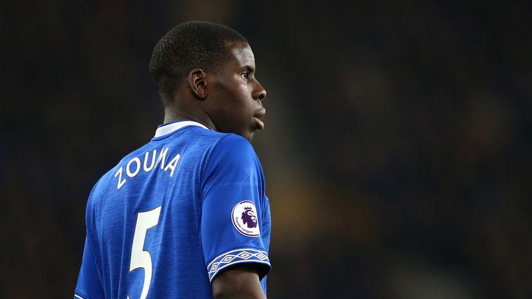 Kurt Zouma remains a top priority for Everton