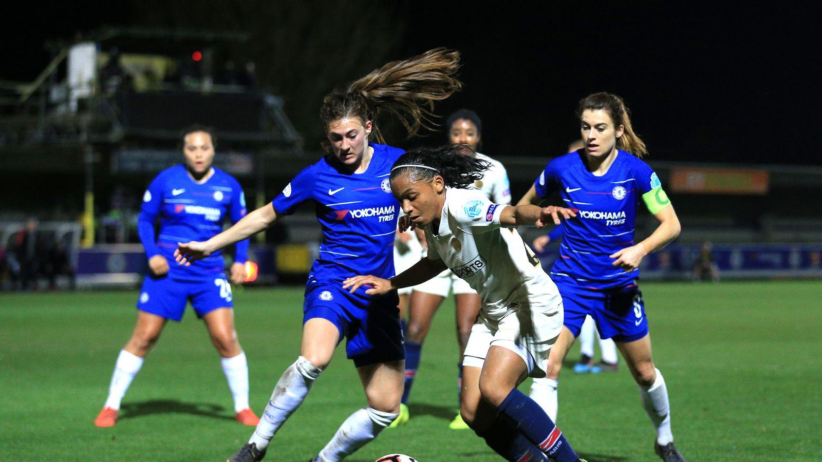 hot sale online f0b0a 158c2 Match Preview - Paris Saint-Germain Féminines vs Chelsea ...