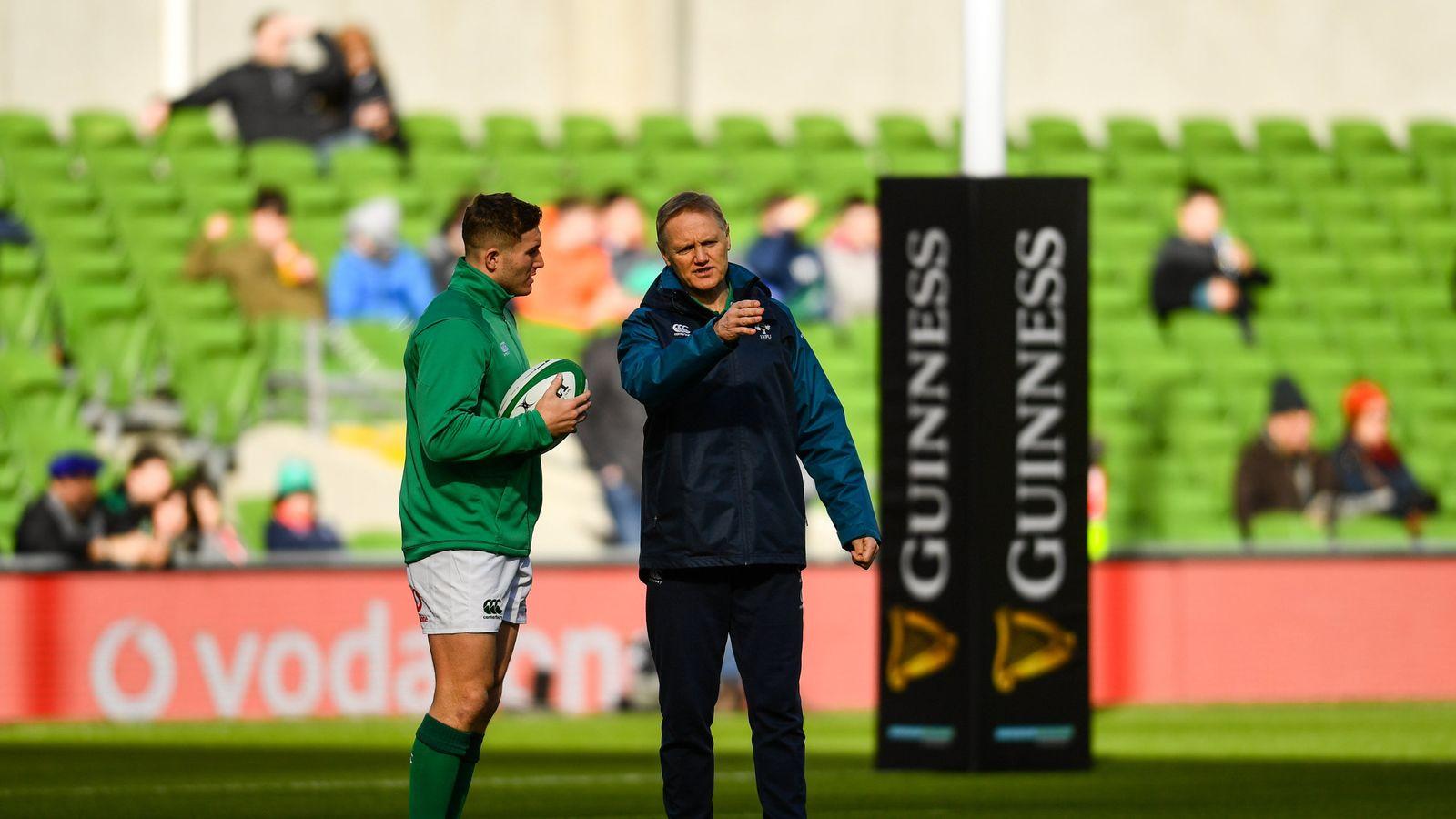 Joe Schmidt Says Ireland's Win Against France Has Put Them