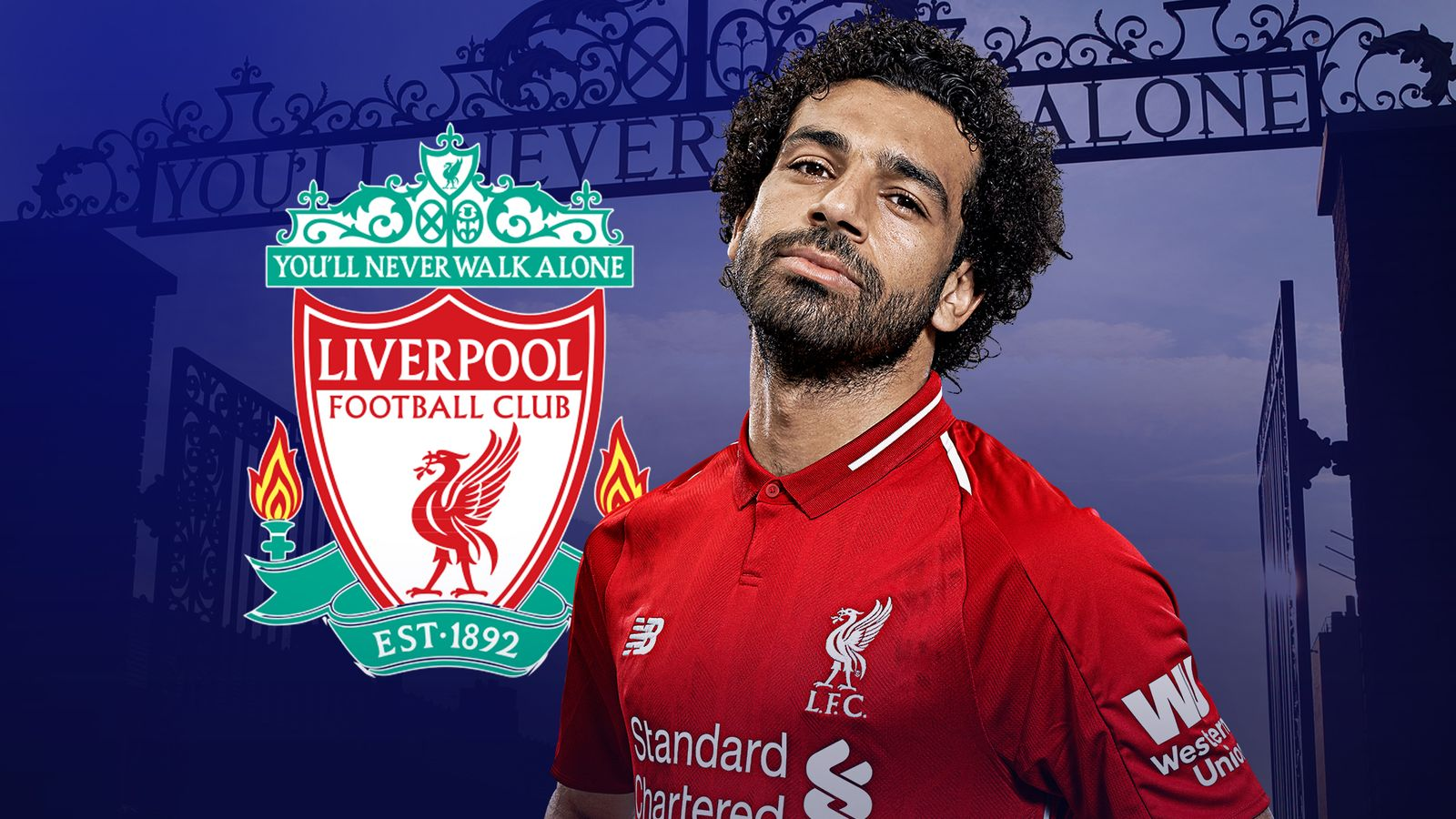 Mohamed Salah gets Champions League final second chance ...