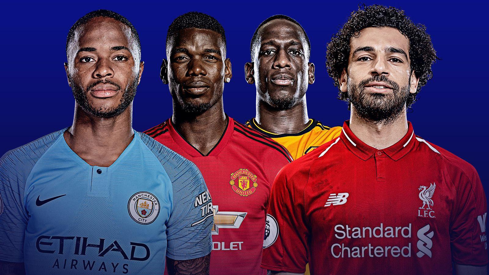 Premier League Xi Based On Sky Sports Power Rankings
