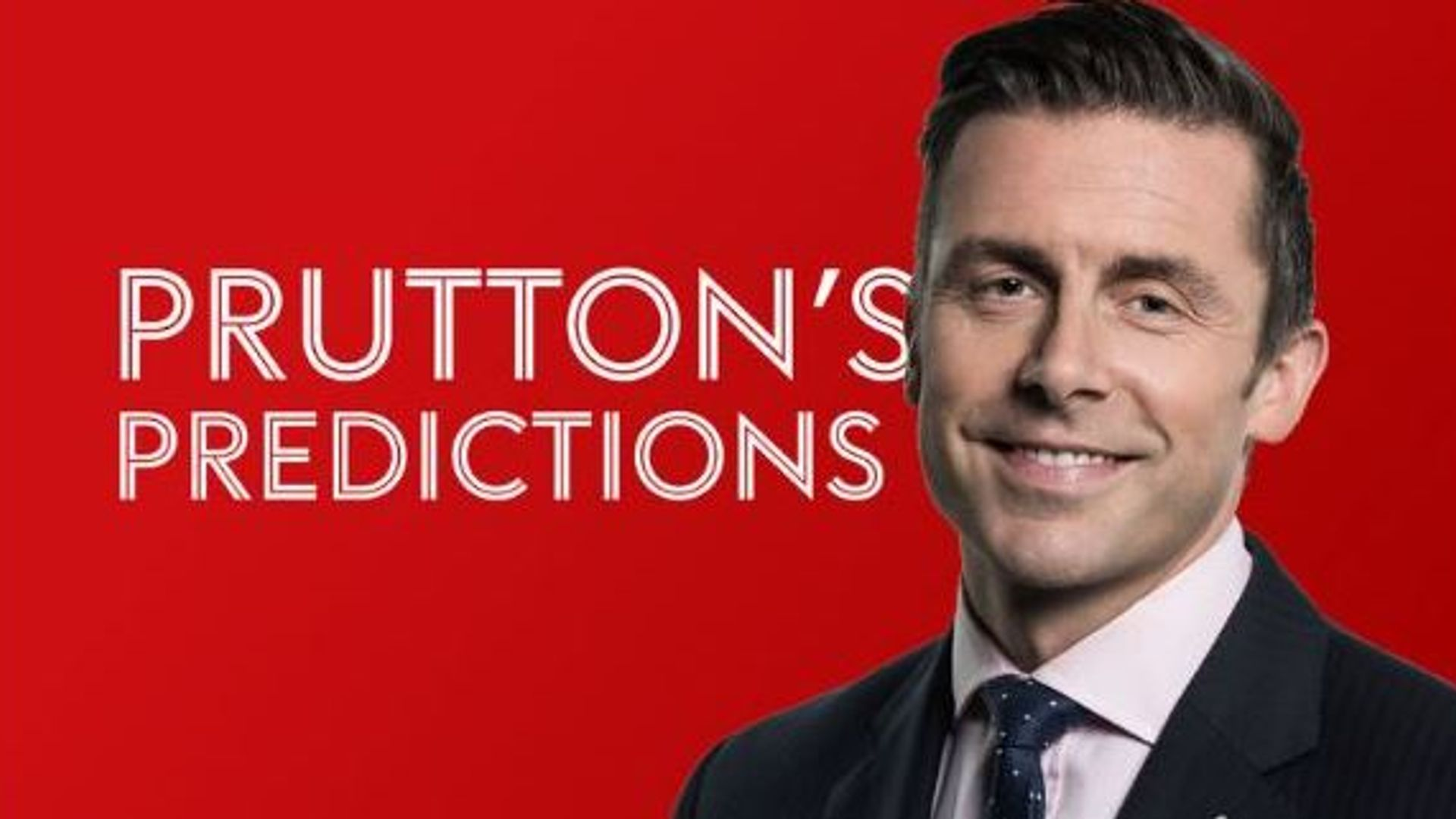 Prutton's final table & Ch'ship play-off predictions