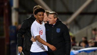 Boothroyd praises England pathway