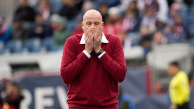 MLS: Friedel's Revolution sit bottom