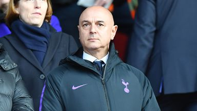 fifa live scores - Tottenham chairman Daniel Levy says stadium costs will not affect transfer spending